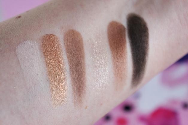 bobbi brown eye shadow palette smokey warm 5 - Bobbi Brown smokey warm palette