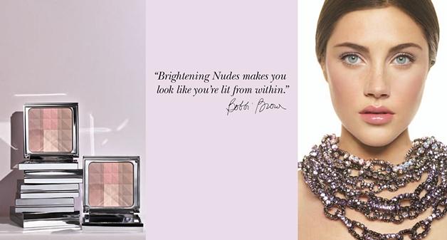 bobbibrownbrighteningnudescollection1 - Bobbi Brown | Brightening Nudes, Pot Rouge & Brow Collection