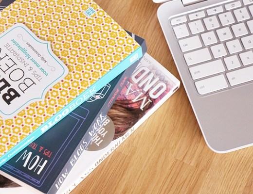 boeken over bloggen blogboeken - Bloggen | De blogspiratie tag
