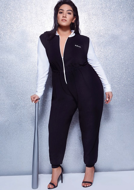 boohoo plus nadia Aboulhosn 10 - Plussize | Boohoo Plus x Nadia Aboulhosn collectie