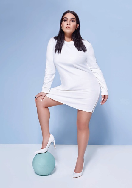 boohoo plus nadia Aboulhosn 12 - Plussize | Boohoo Plus x Nadia Aboulhosn collectie