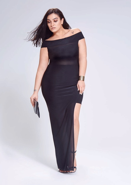 boohoo plus nadia Aboulhosn 15 - Plussize | Boohoo Plus x Nadia Aboulhosn collectie
