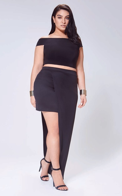 boohoo plus nadia Aboulhosn 17 - Plussize | Boohoo Plus x Nadia Aboulhosn collectie