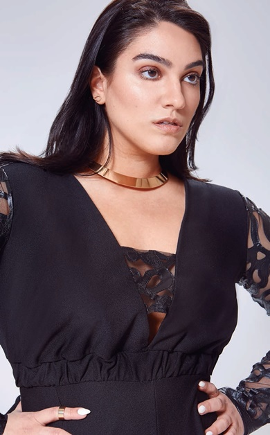 boohoo plus nadia Aboulhosn 8 - Plussize | Boohoo Plus x Nadia Aboulhosn collectie