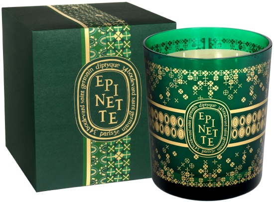 bougie epinette 1800g boite - Diptyque | Christmas candles winter 2011/2012