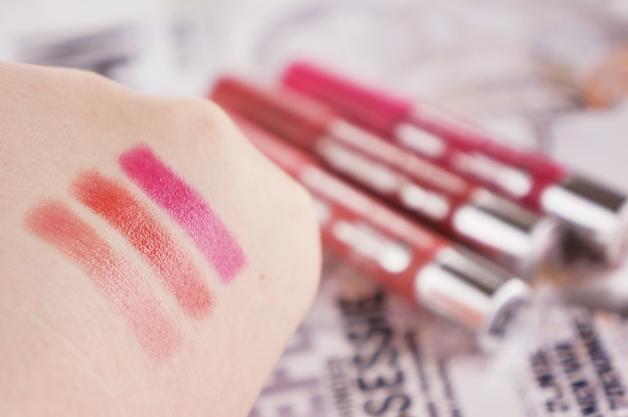 bourjois color boost glossy finish lipstick review swatches 3 - Bourjois Paris très Confidentiel | Color Boost glossy finish lipstick