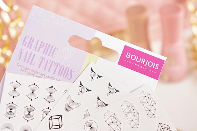 bourjois graphic nail tattoos 1 - Bourjois graphic nail tattoos