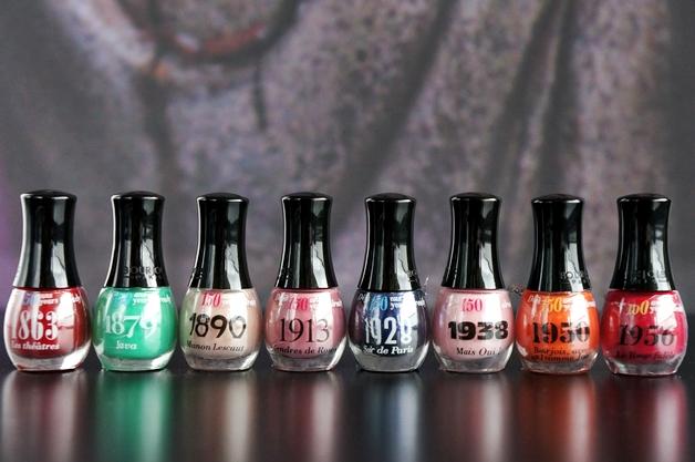 bourjois mini nagellak 150 jaar 3 - Bourjois mininagellak collectie