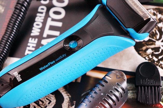 braun waterflex shaver actie - Braun personal shavers