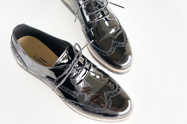 broques preppy nerdy casual 4 - New in | The cutest brogues ♥