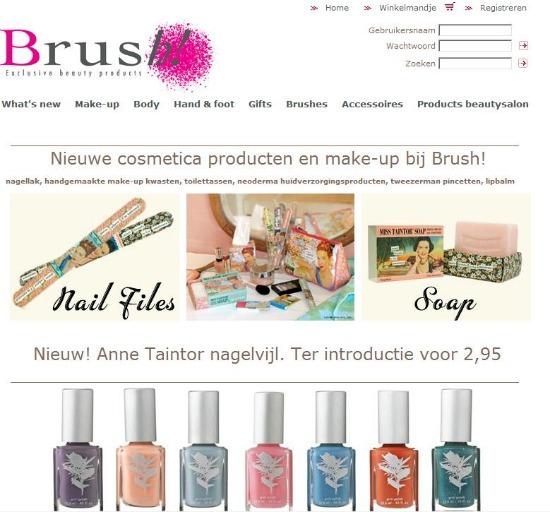 brushbeauty2 - Webwinkel: Brush!
