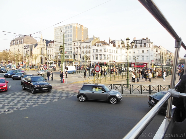 Weekendje Brussel | Chocolat Tour, bustour, shoppen & eten/drinken
