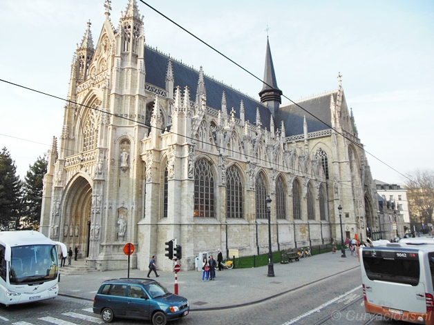 brusselbustour2 - Weekendje Brussel | Chocolat Tour, bustour, shoppen & eten/drinken