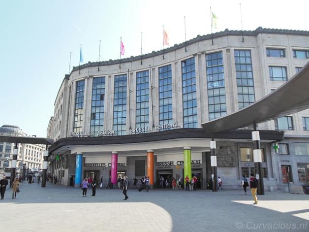 brusselcentraal2 - Weekendje Brussel | Algemene info, reis & hotel
