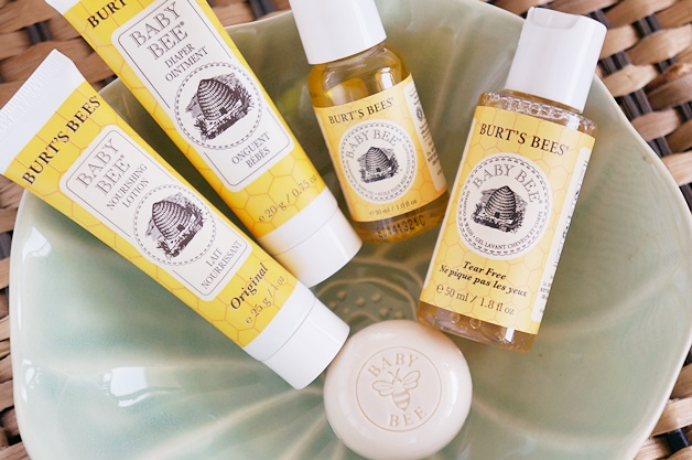 burts bees baby bee getting started kit 2 - Burt's Bees | Tips and toes kit & Baby Bee getting started kit