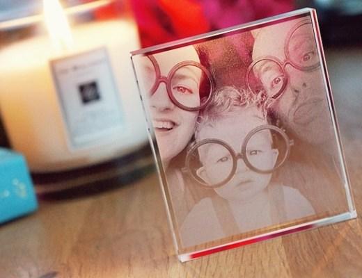 cewe foto kristal schrift 2 - New in   Foto in kristal & oppasboekje Shae ♥