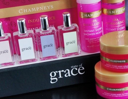 champneys distant shores philosophy state of grace 3 - Valentijn tip! | Philosophy state of grace & Champneys distant shores