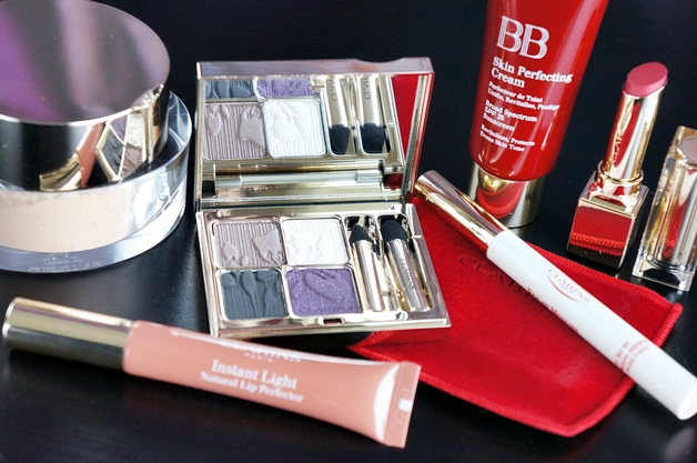 clarins bb skin perfecting cream rouge eclat 1 - Clarins | BB Skin Perfecting Cream & Rouge Eclat collectie