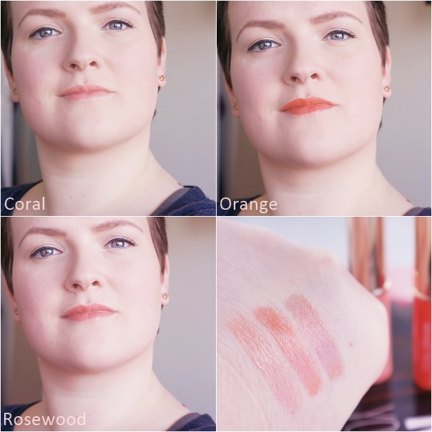 clarins instant light lip balm perfector eclat minute baume review swatches 5 - Clarins | Instant light lip balm perfector