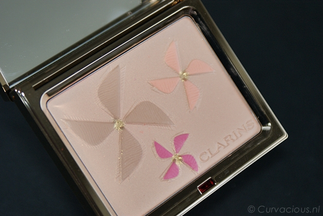 clarinscolourbreeze41 - Clarins | Colour Breeze poudre teint/blush, joli rouge brillant & gloss prodige