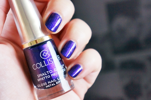 collistar gloss nail lacquer metal effect 4 - Collistar gloss nail lacquer metal effect