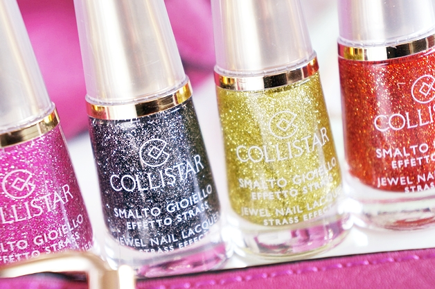 collistar jewel nail lacquer strass effect 2 - Collistar jewel nail lacquer strass effect