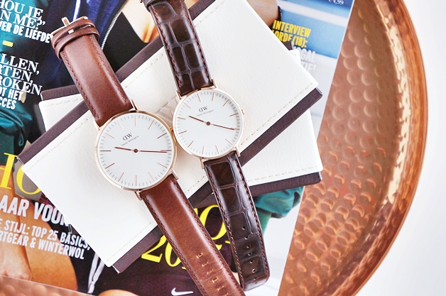 daniel wellington 3 - New in | Daniel Wellington horloges voor Paul en mij ♥