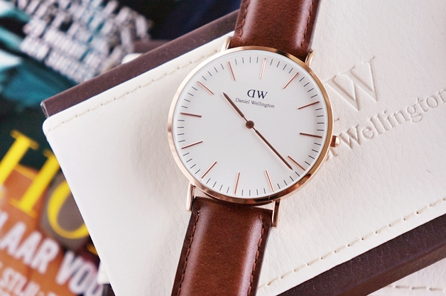 daniel wellington 4 - New in | Daniel Wellington horloges voor Paul en mij ♥