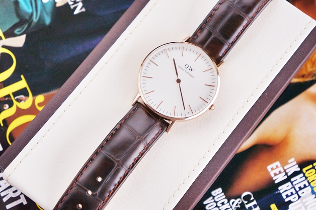 daniel wellington 5 - New in | Daniel Wellington horloges voor Paul en mij ♥