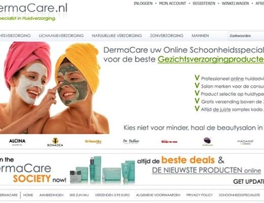 dermacare1 - Webshop Tip | DermaCare.nl