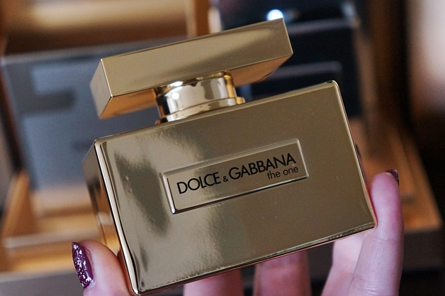 dolce gabbana the one limited gold platinum 3 - Dolce & Gabbana The One Platinum & Gold limited editions