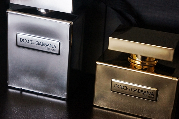 dolce gabbana the one limited gold platinum 6 - Dolce & Gabbana The One Platinum & Gold limited editions