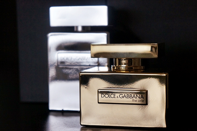 dolce gabbana the one limited gold platinum 7 - Dolce & Gabbana The One Platinum & Gold limited editions