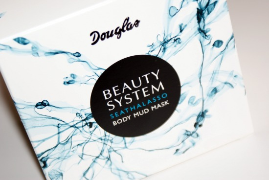 douglasmudmask1 - Douglas Beauty System: Seathalasso Body Mud Mask