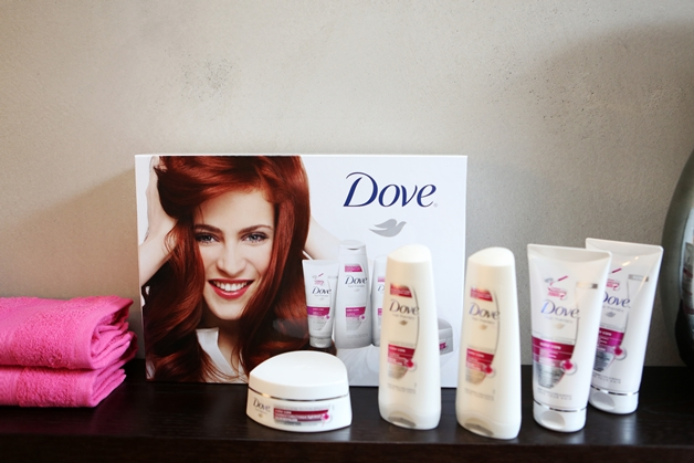 Dove Color Care event + review vernieuwde producten