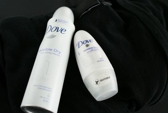 doveinvisible2 - Dove | Uitslag testpanel Invisible Dry deodorant