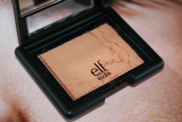 elf2012januari12 - New In | E.L.F. waterproof eyeliner pen's, mineral booster & blush