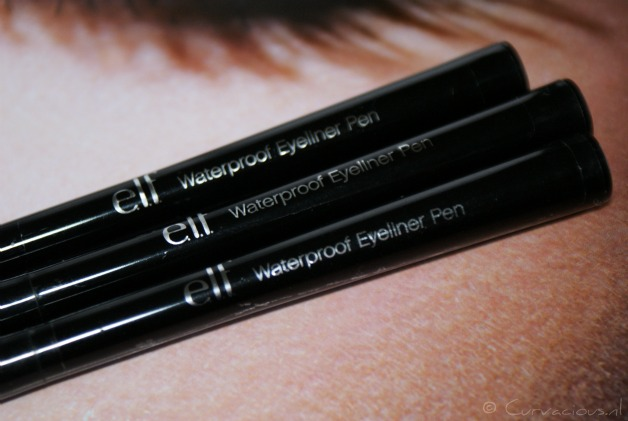 elf2012januari2 - New In | E.L.F. waterproof eyeliner pen's, mineral booster & blush