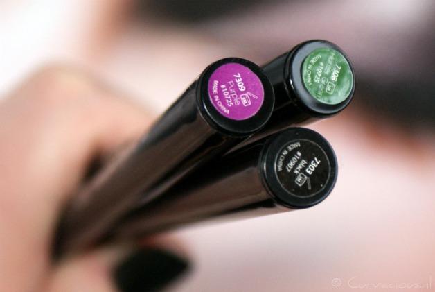 elf2012januari3 - New In | E.L.F. waterproof eyeliner pen's, mineral booster & blush