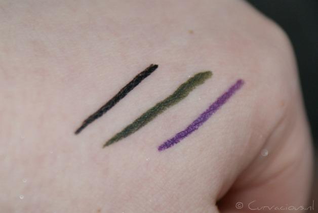 elf2012januari5 - New In | E.L.F. waterproof eyeliner pen's, mineral booster & blush