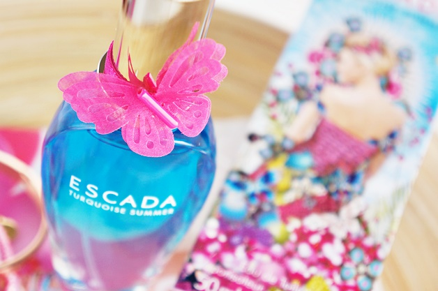 Escada turquoise summer en My Jewellery armcandy