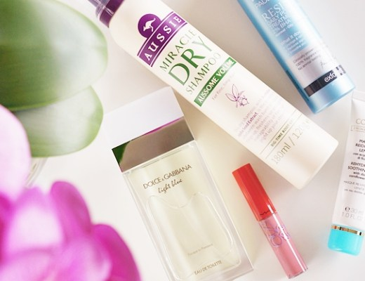 favoriete beauty juli 2014 1 - Favoriete beautyproducten juli 2014