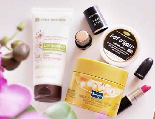 favoriete beautyproducten maart 2015