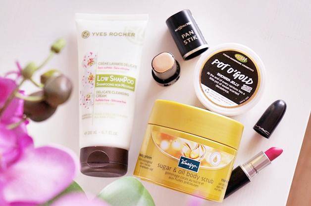 favoriete beautyproducten maart 2015 - Favoriete beautyproducten maart 2015