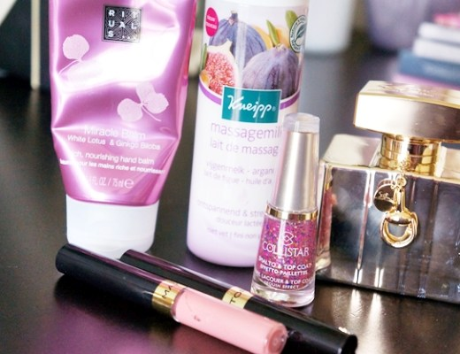 favorieten juni 2014 1 - Favoriete beautyproducten juni 2014