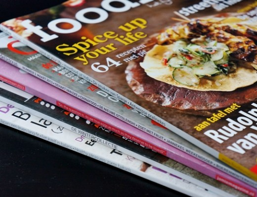 food magazines 1 - Mijn top 5 | Food magazines