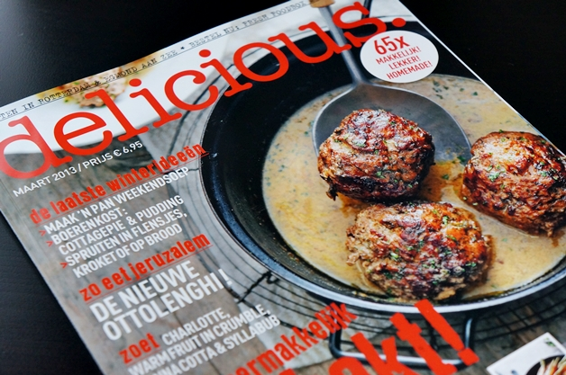 food magazines 3 - Mijn top 5 | Food magazines