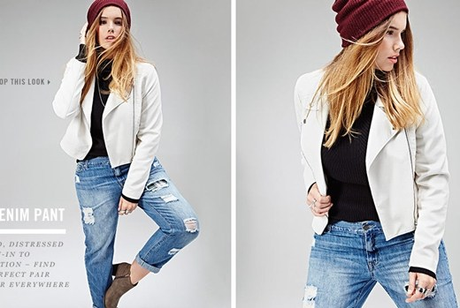forever 21 herfst 2014 5 - Pre-fall plussize outfit & Forever21 fall lookbook