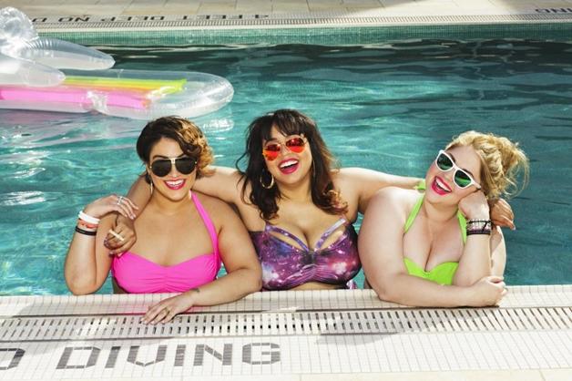 gabifresh swimwear 5 - Plus size blogger Gabifresh lanceert badkledinglijn