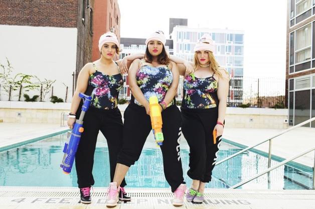 gabifresh swimwear 8 - Plus size blogger Gabifresh lanceert badkledinglijn